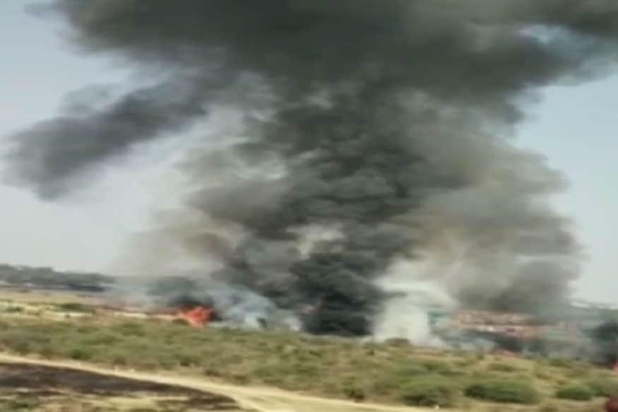 यापूर्वी 28 जानेवारीला देखील उत्तर प्रदेशात लढाऊ विमान कोसळल्याची घटना घडली होती. मात्र सुदैवाने त्या घटनेत कोणतीही जिवित हानी झाली नव्हती.