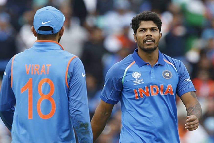एका षटकात 14 धावा दिल्याने भारताने सामना गमावला. यामुळे उमेश यादवला सोशल मीडियावर ट्रोल केले जात आहे.