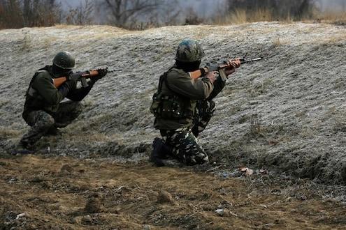 शोपियाँमध्ये भारतीय लष्कराकडून दोन दहशतवाद्यांचा खात्मा