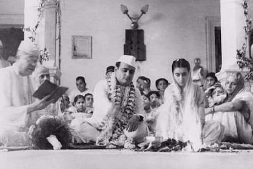 Valentine's Day : वेगवेगळे राहात होते इंदिरा गांधी-फिरोज , तरीही नाही घेतला घटस्फोट