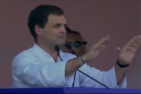 अमेठी : राहुल गांधींवर नवं संकट, रद्द होऊ शकते उमेदवारी!