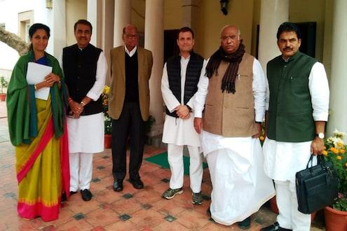VIDEO : शरद पवारांची डिनर 'डिप्लोमसी', बैठकीला राहुल गांधी आणि केजरीवालही उपस्थित