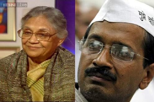 दिल्लीमध्ये 'आप'शी युती नाही, शीला दीक्षित यांनी केलं जाहीर