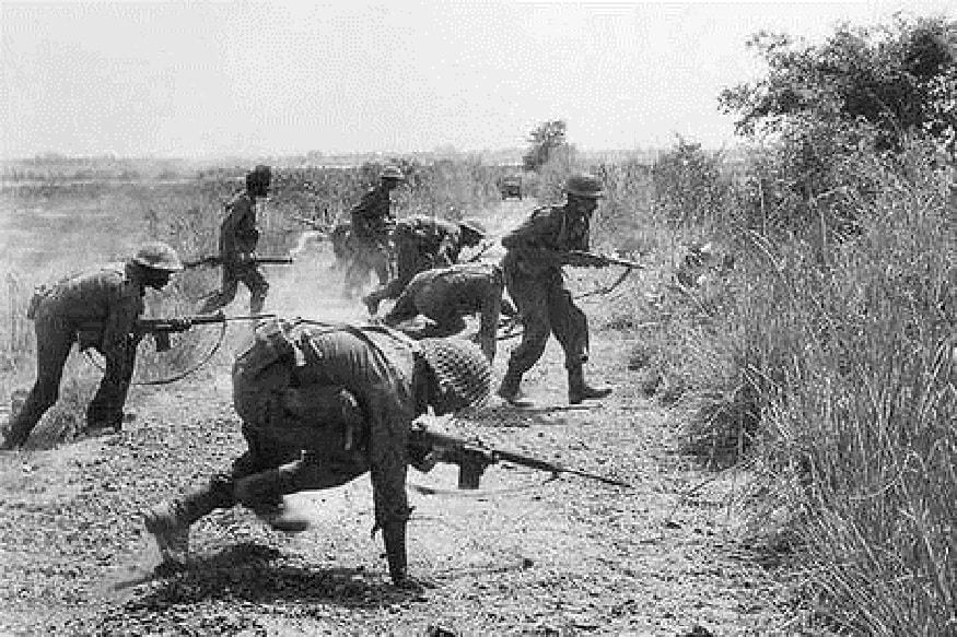1965मध्ये भारत - पाकिस्तानमध्ये काश्मीरवरून युद्ध झाले. पण, यावेळी देखील भारतानं पाकिस्तानला पाणी पाजलं.