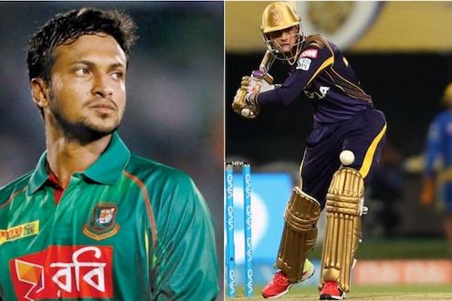 IPL 2019 : शाहरुखच्या 'या' नवख्या खेळाडूनं फेरले शाकिबच्या बर्थडे पार्टीवर पाणी