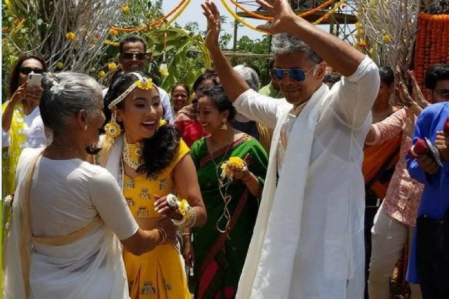 मिलिंद सोमण आणि अंकिता कोंवर त्याच्या रिलेशनशिपपासूनच चर्चेत होते. मिलिंदने त्याच्यापेक्षा 26 वर्षे लहान असलेल्या अंकिताशी लग्न केलं.