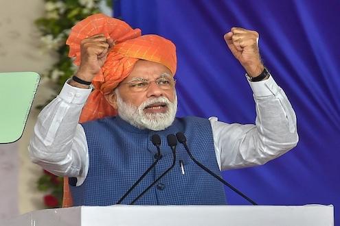 PM मोदी म्हणतात, मतदान केंद्रावर 'टोटल धमाल' करा