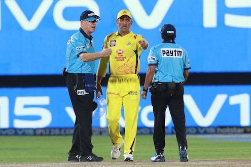 IPL 2019 : सेहवाग म्हणतो...धोनीवर 2-3 सामन्यांची बंदी हवी होती !