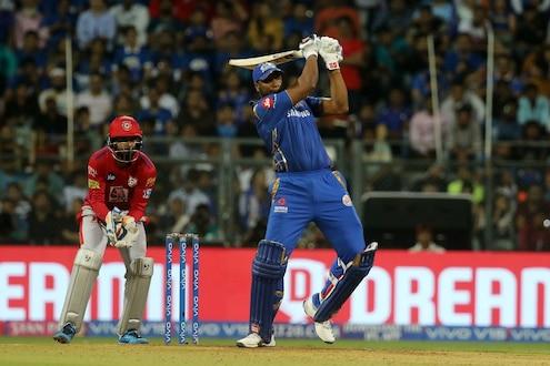IPL 2019 : रोहितविना मुंबईची विजयी हॅट्रिक, पोलार्डनं उडवला पंजाबचा धुव्वा