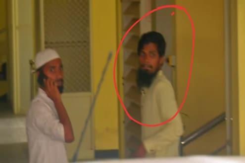 केरळमध्ये बॉम्बस्फोट घडविण्याचा कट रचणाऱ्या दहशतवाद्याचा फोटो व्हायरल