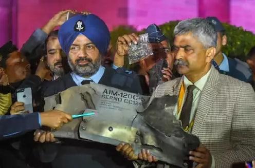 पाकचा खोटारडेपणा उघड, F-16 पाडल्याचे भारताकडे पुरावे!