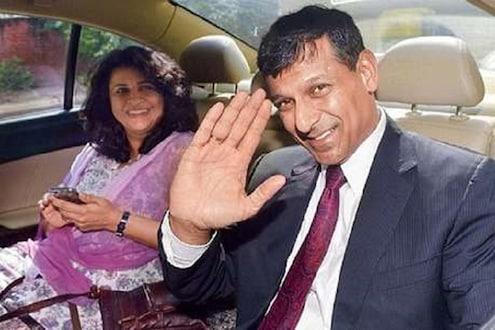 'राजकारणात गेलात तर मी तुम्हाला सोडून जाईन', रघुराम राजन यांच्या पत्नीने दिला इशारा