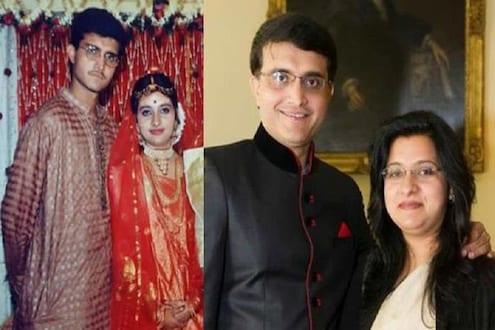 Love Story : घराण्याशी वैर असलेल्या मुलीशी सौरव गांगुलीनं केलं लग्न