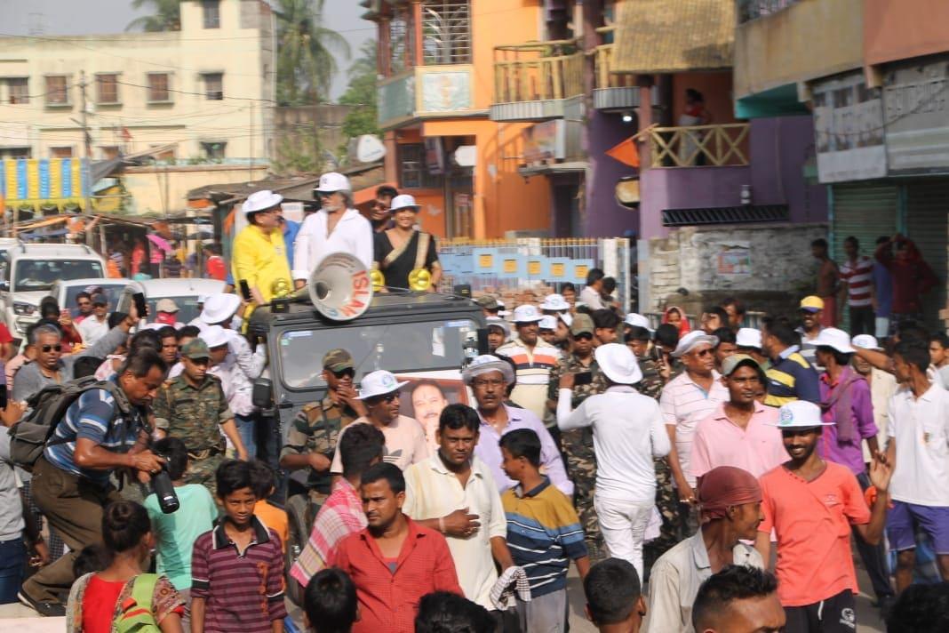 यामध्ये पश्चिम बंगालमधील तृणमूल काँग्रेसचे उमेदवार मदन मित्रा हे 'भाटपारा' मतदार संघातून विधानसभा पोटनिवडणूक लढवत आहेत.