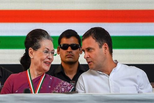 राज्यात 'सेना-महाआघाडी' करणार सत्ता स्थापन? सोनिया गांधी ठरवणार महाराष्ट्राचं भवितव्य!