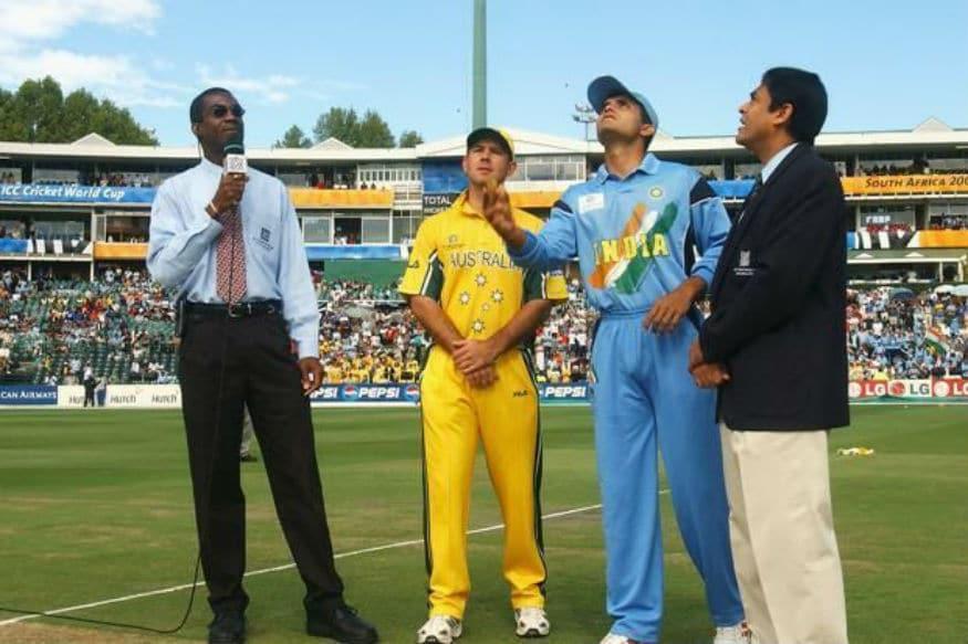 2003 च्या वर्ल्ड कपमध्ये भारताने फायनलला धडक मारली. तिथे रिकी पाँटिंगच्या नेतृत्वाखाली ऑस्ट्रेलियाने भारताला पराभूत करून विजेतेपद पटकावलं होतं. त्याआधी वर्ल्ड कपमध्ये झालेल्या भारताविरुद्धच्या सामन्यात ऑस्ट्रेलियाने विजय मिळवला होता.