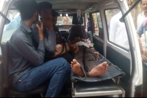 शासकीय ITI मध्ये शिक्षक व महिला पर्यवेक्षिकाचा एकामेकांवर चाकू हल्ला