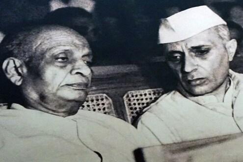 'नेहरूंनी काश्मीर प्रश्न निर्माण केला, पटेलांना विश्वासात घेतलं नाही', अमित शहांची टीका