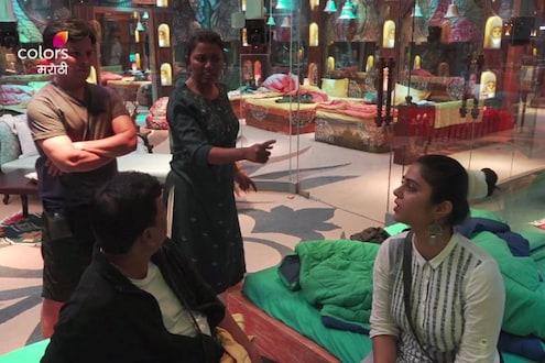 Bigg Boss Marathi 2- वीणा- वैशाली कोणाचं ऐकेनात, घरात उडाला वादाचा भडका