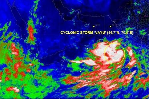 महाराष्ट्र, गुजरातला 'वायू' चक्रीवादळाचा धोका; हवामान विभागाचा हाय अलर्ट जारी