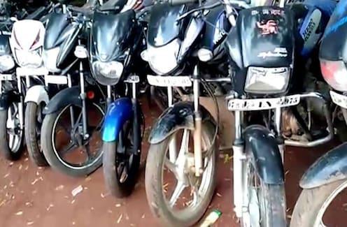 मुलींना इम्प्रेस करण्यासाठी त्याने चक्क चोरल्या एक डझन बाईक