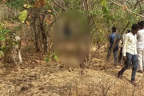 लिंबाच्या झाडाला लटकलेल्या स्थितीत आढळले प्रेमीयुगुलाचे मृतदेह