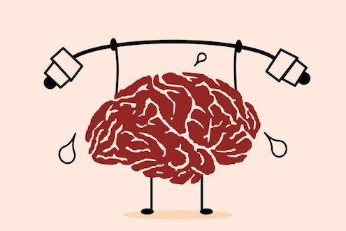 मेंदू तल्लख ठेवण्यासाठी करा हे व्यायाम आणि नियमत खा 'हे' 5 पदार्थ