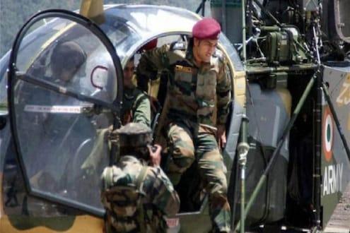 काश्मीरच्या खतरनाक विक्टर फोर्समध्ये 15 दिवस ट्रेनिंग करणार धोनी!