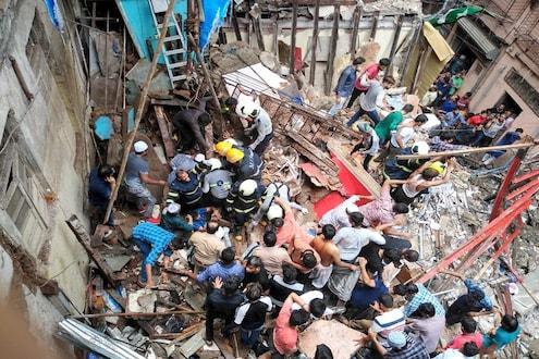 'इमारत कोसळणं ही दुर्घटना नव्हे तर हत्याच, घटनेला मुख्यमंत्री जबाबदार'