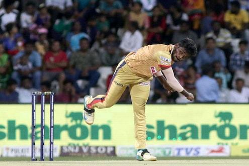 Tamil Nadu Premier League : भारताला मिळाला मलिंगा! एकच डोळा असून टाकतो बुमराहसारखा यॉर्कर