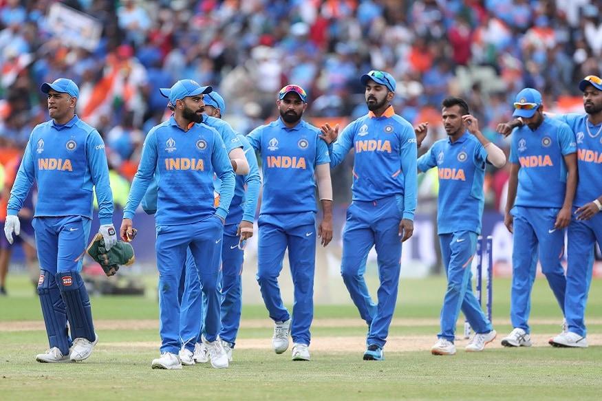 ICC Cricket World Cupमध्ये विराट कोहलीच्या नेतृत्वाखाली खेळणाऱ्या भारतीय संघानं सेमीफायनलमध्ये प्रवेश केला आहे. तर, बांगलादेशला नमवत भारतानं त्यांना स्पर्धेबाहेर केले आहे. पण बांगलादेशचा संघ हा एकमेव संघ नाही तर भारतानं यंदाच्या वर्ल्ड कपमध्ये चार संघांना बाहेरचा रस्ता दाखवला आहे.