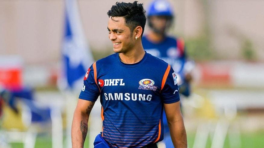 20 वर्षीय इशान केशननं प्रथम श्रेणी आणि आयपीएल स्पर्धांमध्ये चांगली कामगिरी केली आहे. 2019च्या आयपीएलमध्ये मुंबई इंडियन्सकडून खेळणाऱ्या इशान किशननं, आपल्या संघाला विजेतेपद मिळवून दिले होते.