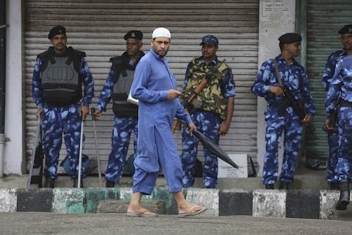 जम्मू काश्मीर मुस्लिम बहुल असल्यानेच '370' हटवलं, काँग्रेस नेत्याच्या वक्तव्याने नवा वाद