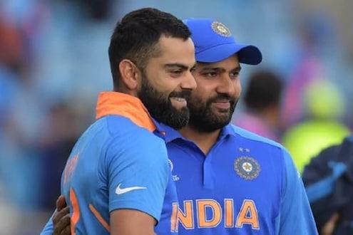 IND vs WI : फक्त 19 धावा करत कॅप्टन कोहलीनं रोहितकडून हिसकावले सिंहासन!