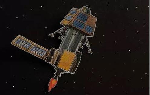 चांद्रयान - 2: लँडरला पुन्हा जिवंत करण्यासाठी NASAचे जबरदस्त प्रयत्न, असा पाठवला मेसेज!