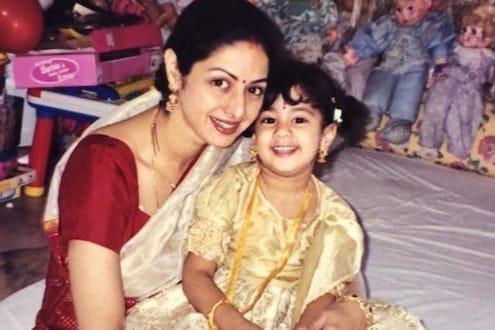 Sridevi Death Anniversary : आईच्या आठवणीत भावूक झाली जान्हवी कपूर