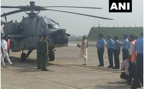 वायुदलाला मिळाले जगातले सर्वात शक्तीशाली 8 'अपाचे हेलिकॉप्टर', पाकिस्तान सीमेवर करणार तैनात!