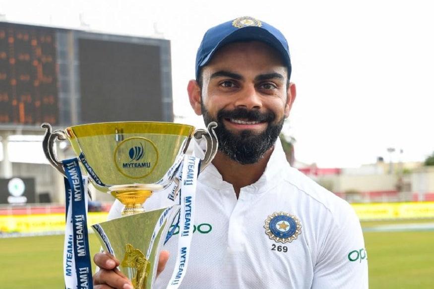 विंडीजविरुद्धची दोन कसोटीस सामन्यांची मालिका जिंकून भारतानं वर्ल्ड टेस्ट चॅम्पियनशिपमध्ये विजयी सुरुवात केली. या मालिका विजयासह चॅम्पियनशिपच्या गुणतक्त्यात 120 गुणांसह भारतानं अव्वल स्थान पटकावलं आहे.