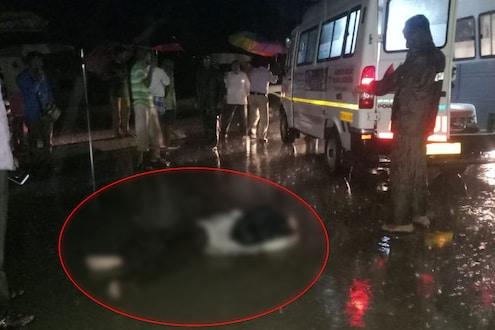 गणेशोत्सवासाठी कोकणात येणाऱ्या दुचाकीस्वाराला ट्रकने चिरडले, 20 फूट नेले फरपटत