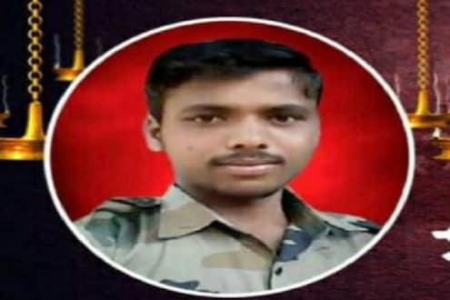 महाराष्ट्राच्या सुपुत्राला वीरमरण, काश्मीरमध्ये दहशतवाद्यांशी लढताना जवान शहीद