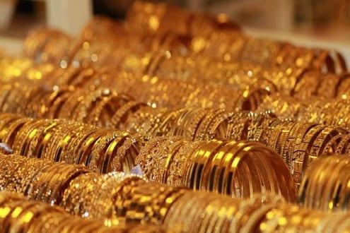सोनं-चांदीच्या किंमतींमध्ये झाला मोठा बदल, हे आहेत आजचे दर