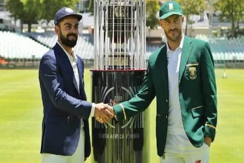 India vs South Africa : आफ्रिकेची नवी चाल, टॉससाठी ड्युप्लेसिस उतरणार नाही मैदानात तर...