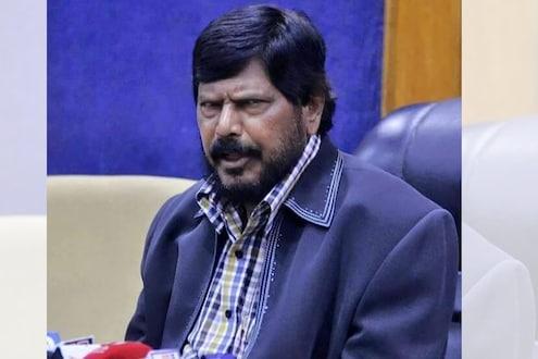 'दिल्लीतल्या दंगली काँग्रेसने घडवल्या', रामदास आठवले यांचा गंभीर आरोप
