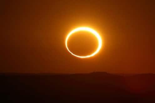21 जूनला भारतात कंकणाकृती सूर्यग्रहण; पुन्हा कित्येक वर्ष जुळून येणार नाही असा योग
