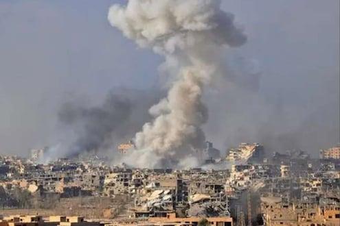 एका महिनात चौथा हल्ला, बगदादमध्ये अमेरिकन दूतावासाजवळ डागले 5 रॉकेट