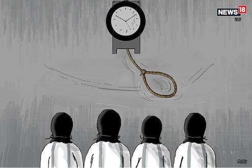 निर्भया प्रकरणातील दोषी पवन कुमारची याचिका फेटाळली, मात्र फाशीवर अद्याप प्रश्नचिन्ह