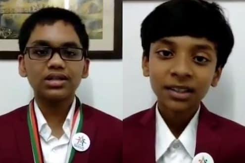 महाराष्ट्राच्या अथर्व लोहार आणि देवेश भईया ला 'प्रधानमंत्री राष्ट्रीय बाल पुरस्कार'