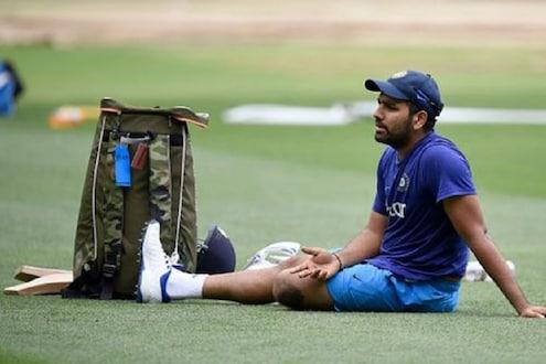 IND vs AUS : ऑस्ट्रेलियाविरुद्ध मालिकाआधी टीम इंडियाला झटका, रोहित शर्मा जखमी!