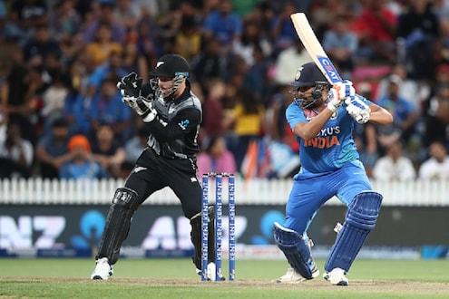 IND vs NZ : तिसऱ्या टी-20मध्ये सुपर ओव्हरचा थरार, सलग 2 षटकार खेचत हिटमॅनने मिळवून दिला विजय