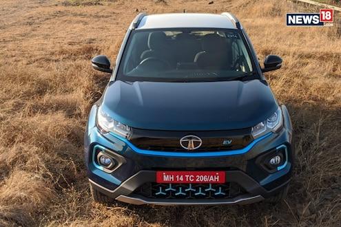 टाटाने केली नवीन इलेक्ट्रिक SUV लाँच, किंमतही आवाक्यात